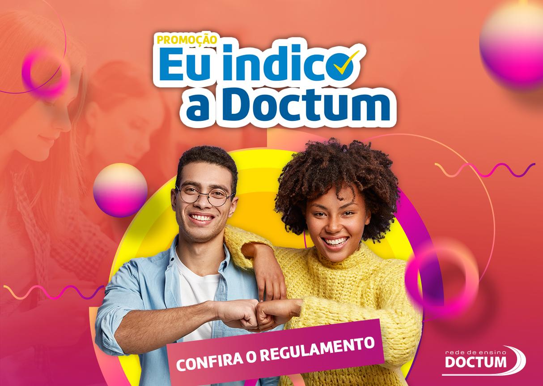 Doctum lança campanha de indicação para alunos da Rede